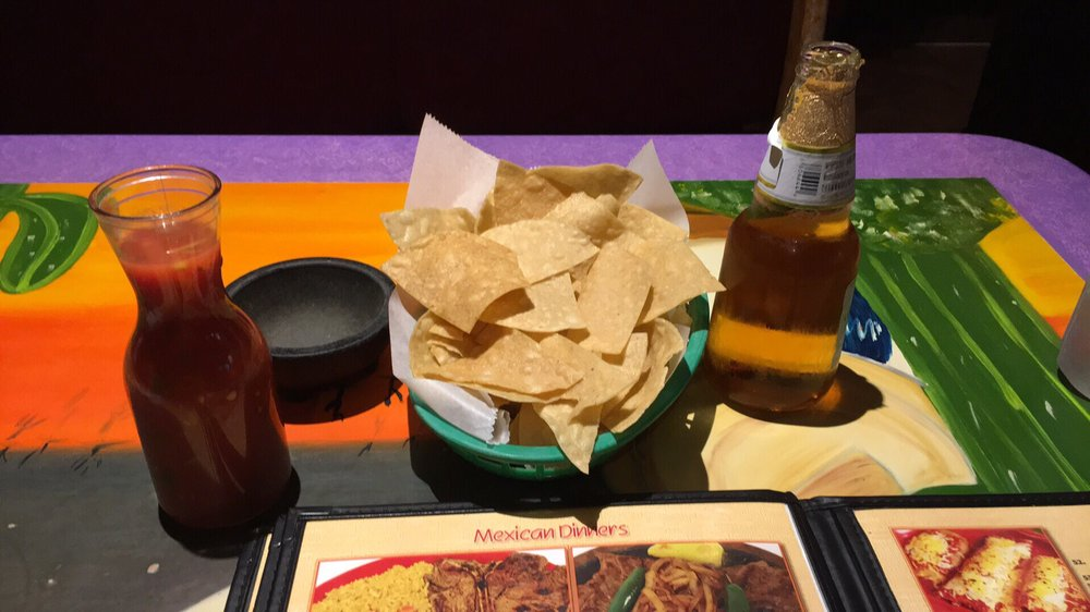Vallartas Mexican Grill: 100 Second St W, Park Rapids, MN
