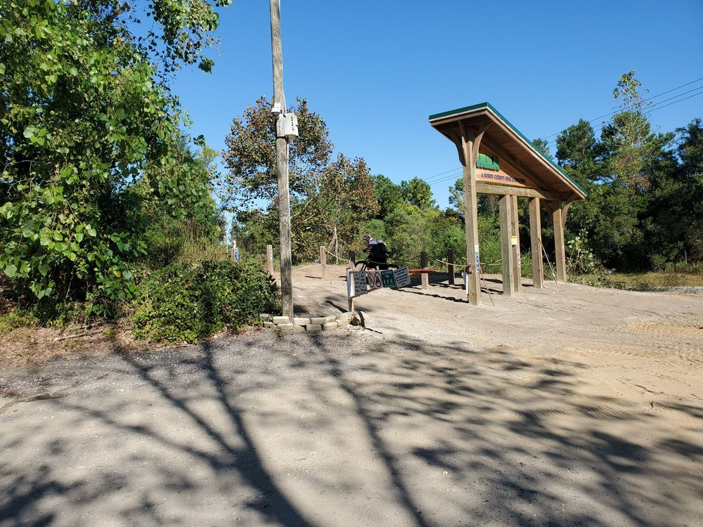 Horry county Bike and Run Park