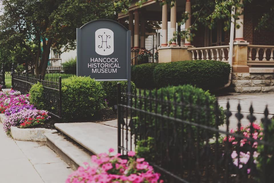 Social Spots from Hancock Historical Museum Assoc