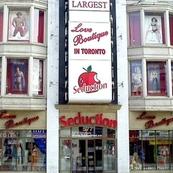 Sex shops in toronto