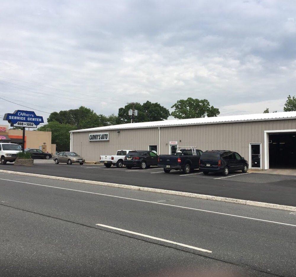 Carneys Auto Center: 1102 Mantua Pike, Wenonah, NJ