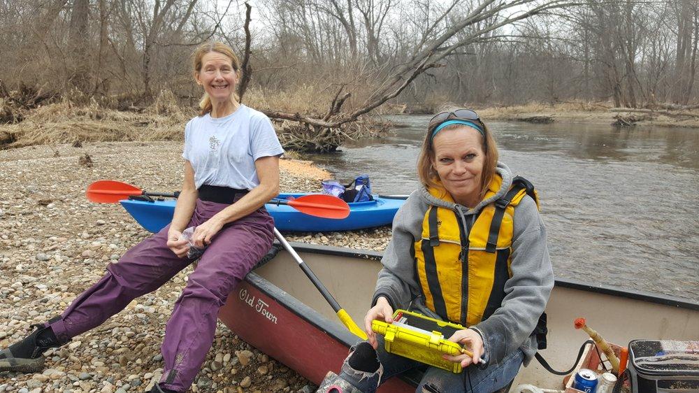 Clinton River Canoe and Kayak: 44505 Van Dyke Ave, Utica, MI