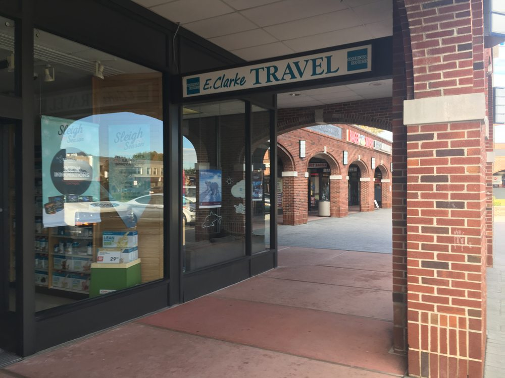 E Clarke Travel - American Express: 264 Closter Dock Rd, Closter, NJ