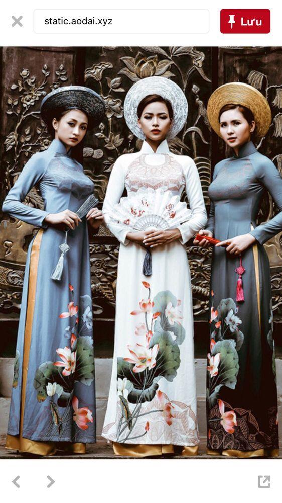 Kieu Trang Ao Dai
