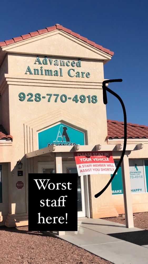 Advanced Animal Care: 5842 S Hwy 95, Fort Mohave, AZ