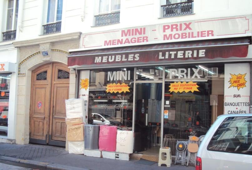 Meuble Mini Prix Negozi D 39 Arredamento 167 Rue Saint