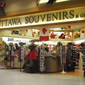 Ottawa Souvenirs & Gifts - Cards & Stationery - 50 Rideau Street ...