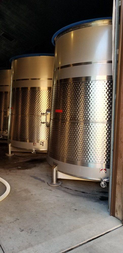 Austin Hope & Treana Tasting Cellar