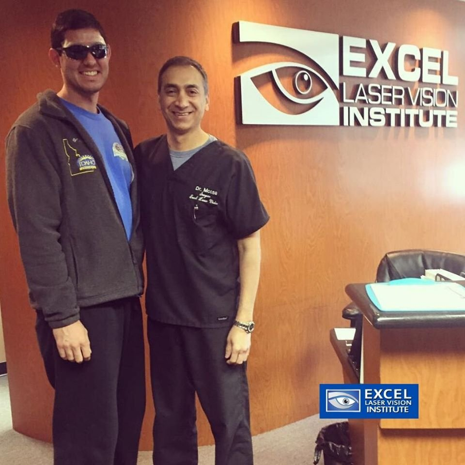 Ferzaad Moosa, MD - Excel Laser Vision Institute