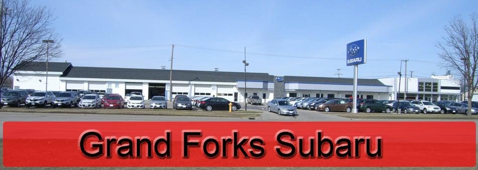 Grand Forks Subaru: 2400 Gateway Dr, Grand Forks, ND