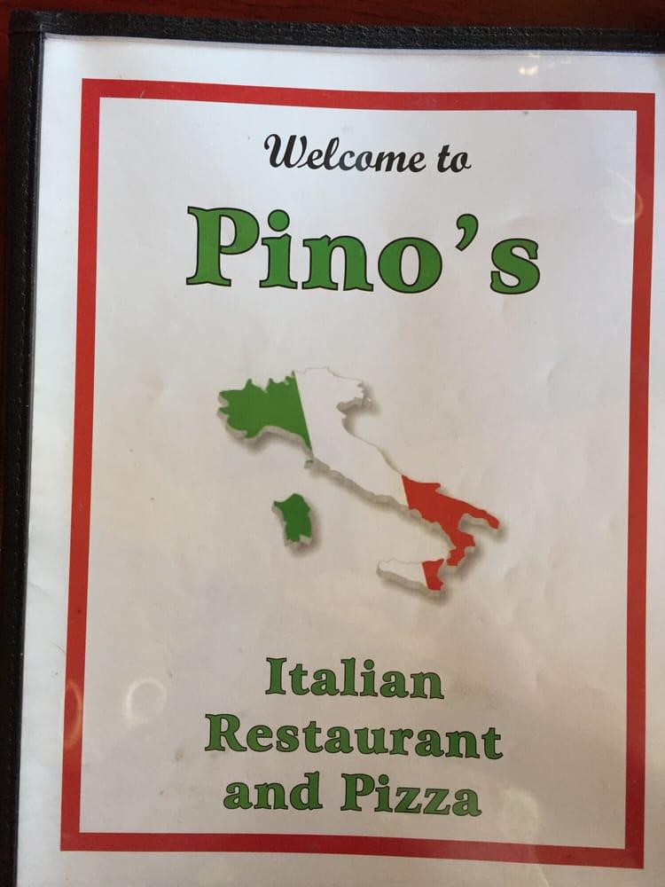 Pino's Pizza: King St, Keysville, VA