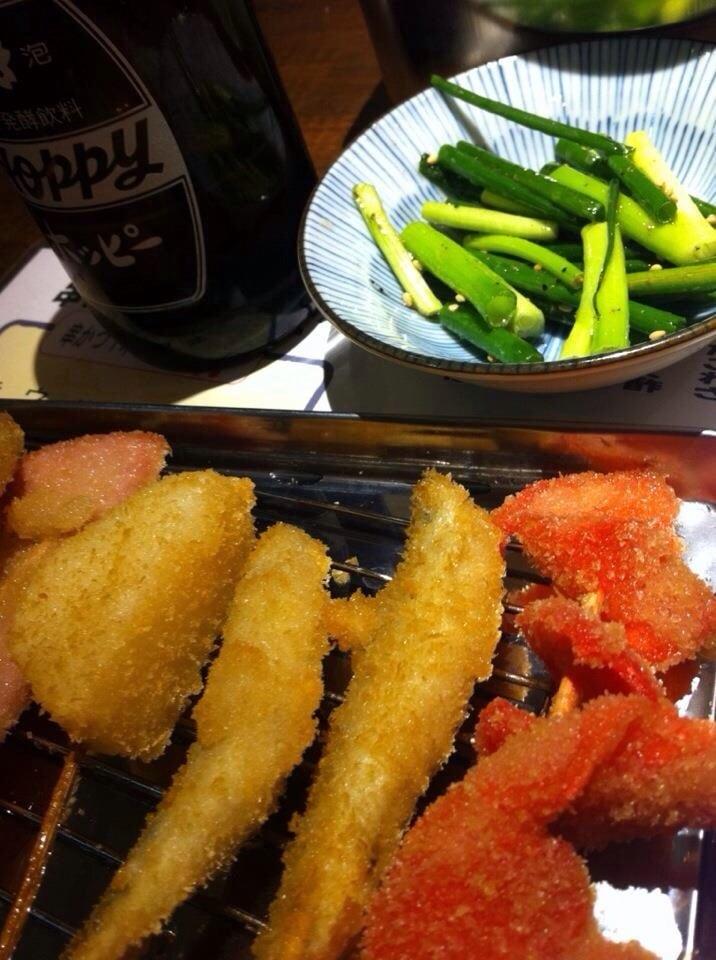 Kushikatsu sakaba and bar