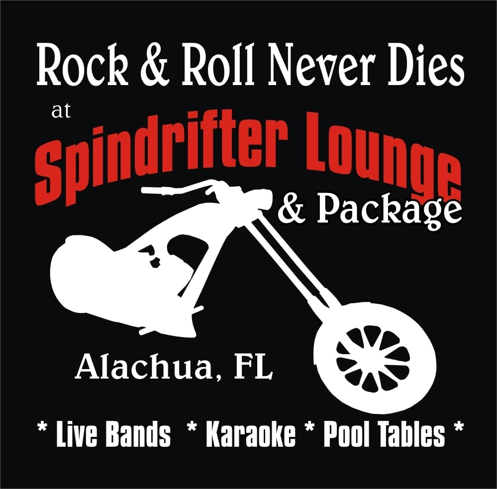 Spindrifter Lounge: 16130 NW US Hwy 441, Alachua, FL