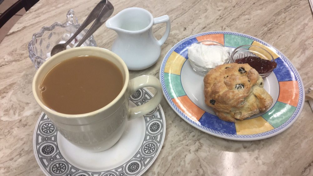 Social Spots from Central Perc European Cafe