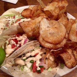 Exceptional Photo Of Flips Patio Grill   Fort Worth, TX, United States. Fish Tacos