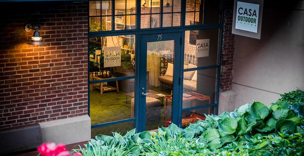 Casa Outdoor Boston Furniture Stores 450 Harrison Ave
