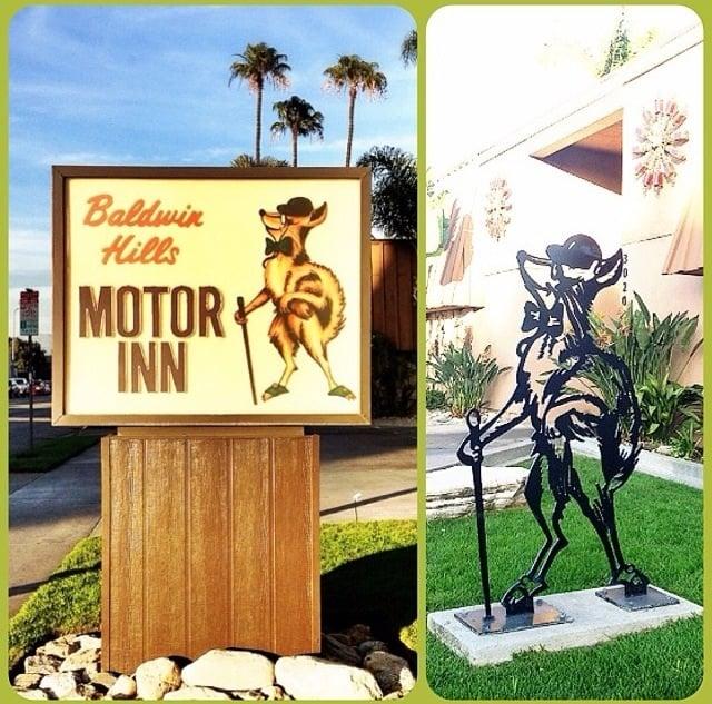 Baldwin Hills Motor Inn