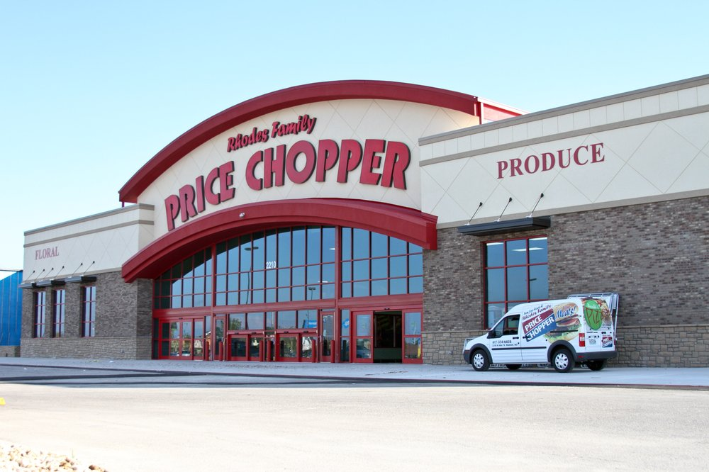 Rhodes Family Price Chopper: 2210 W 76 Country Blvd, Branson, MO