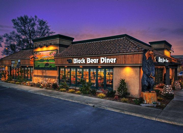 Black Bear Diner: 1586 CA-99, Gridley, CA