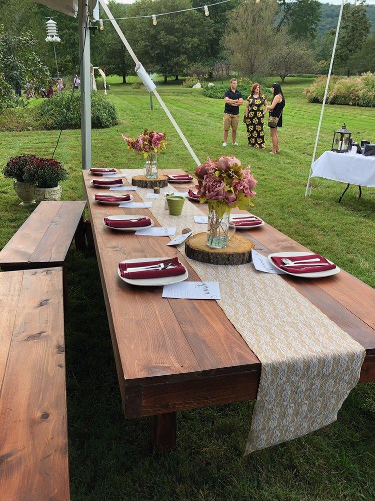 Freedom Farm Tables: Kirkwood, PA