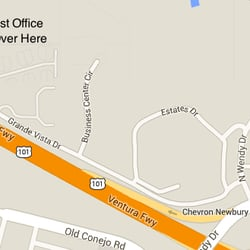 US Post Office Reviews Post Offices Grande Vista Dr - Us post office map