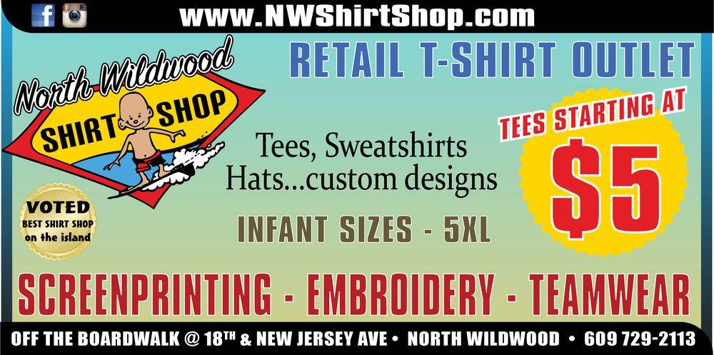 North Wildwood Shirt Shop