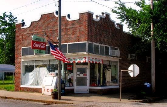 Holmes Sundries: 101 E Main, Hamilton, KS