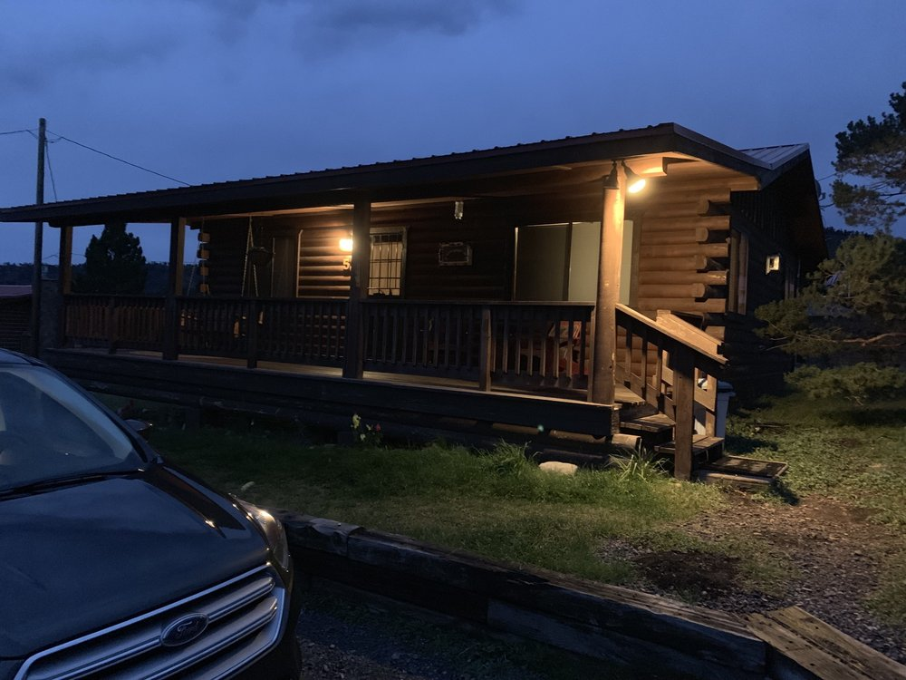 Little Colorado Cabins: 38966 State Rt 373, Greer, AZ