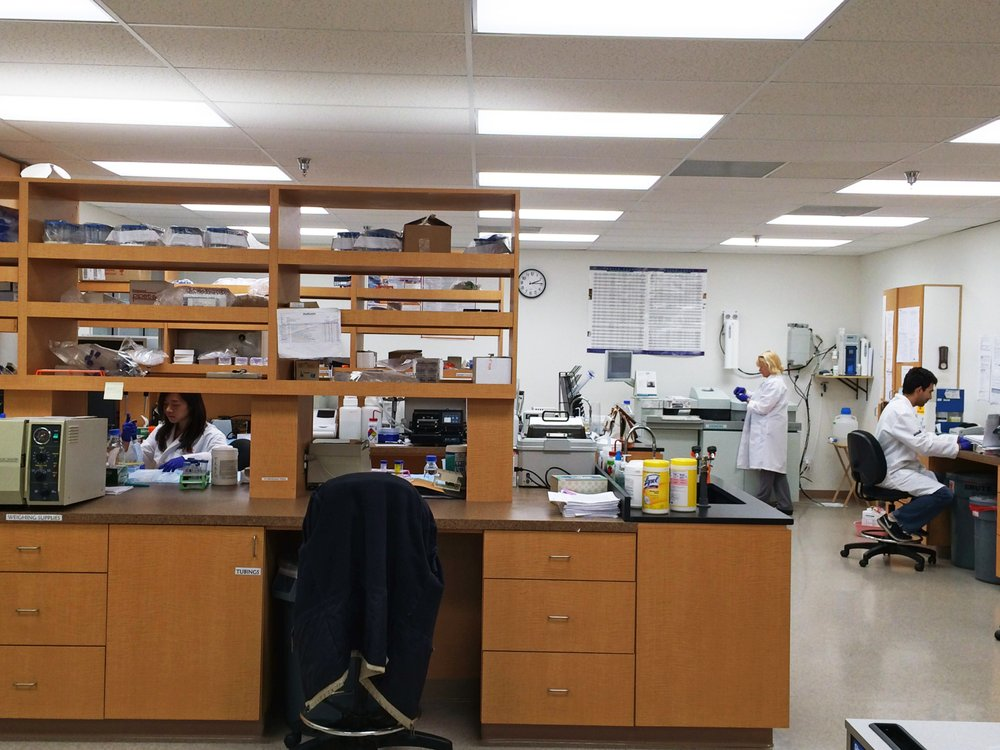 Photo of Universal Biomedical Research Laboratory - Fresno, CA, United States. UBRL Laboratory from the inside.