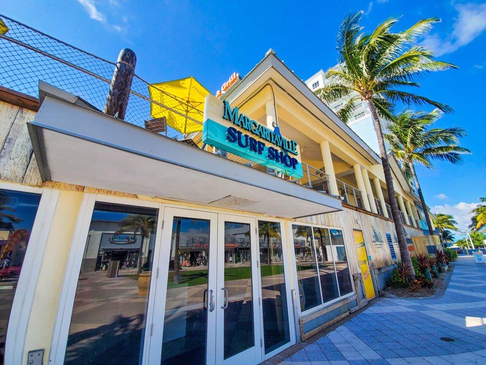 Margaritaville Surf Shop