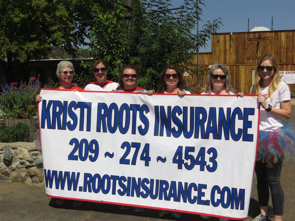 Kristi Roots Insurance: 34 S Buena Vista St, Ione, CA