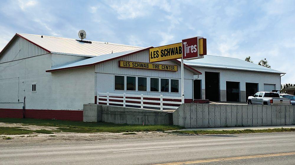 Les Schwab Tire Center: 217 Main St, Deer Lodge, MT