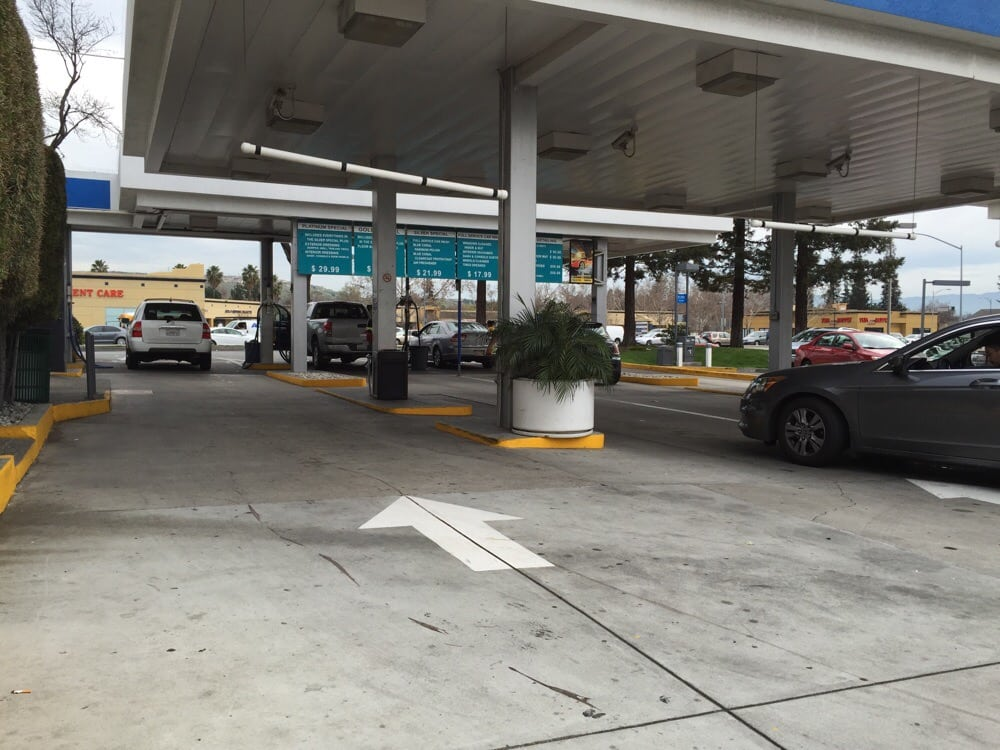 Evergreen Car Wash San Jose
