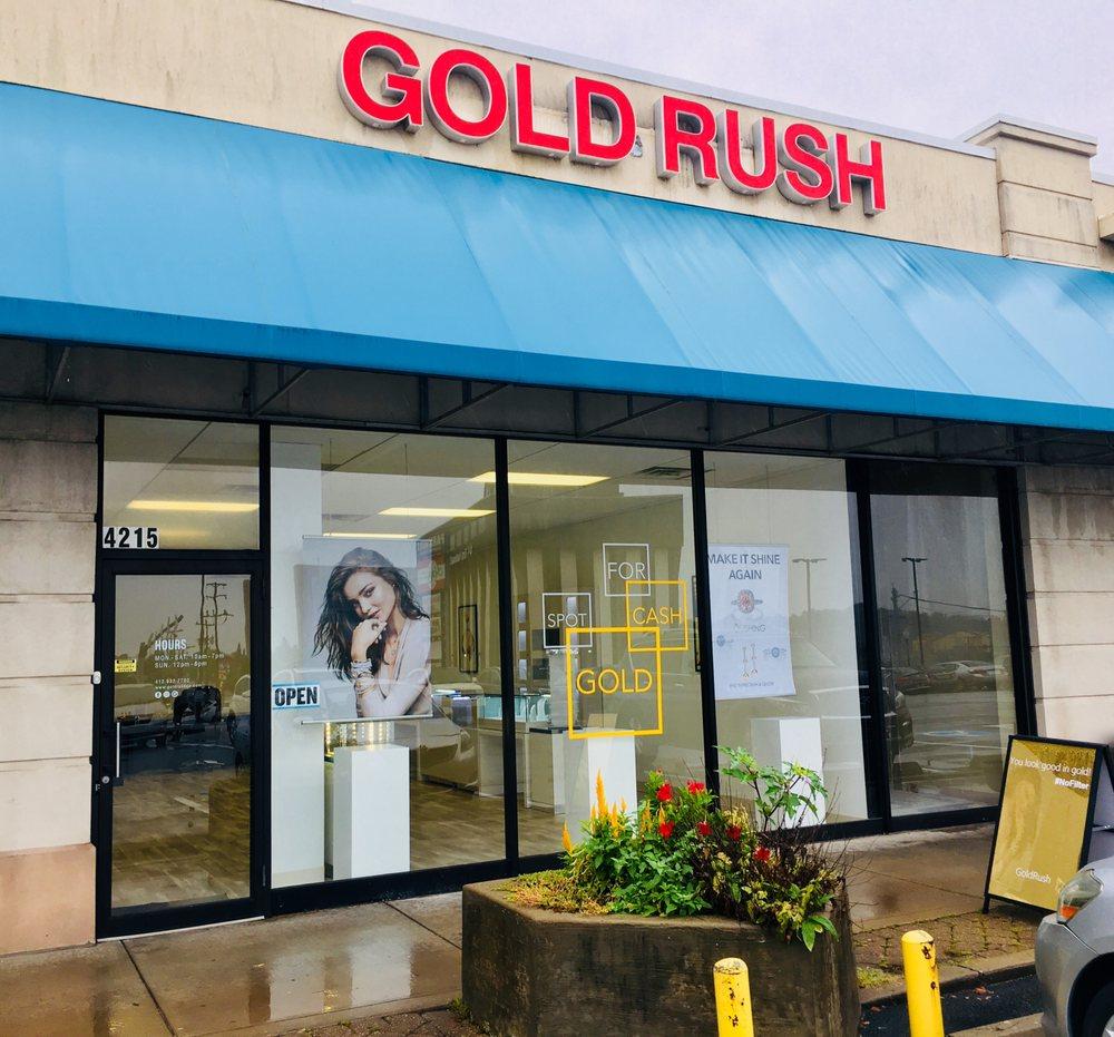 Gold Rush Monroeville: 4215 William Penn Hwy, Monroeville, PA