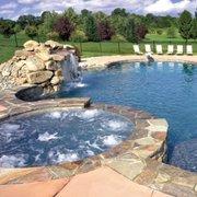 Geometric Photo Of Blue Haven Pools Spas Jacksonville Fl United States Free