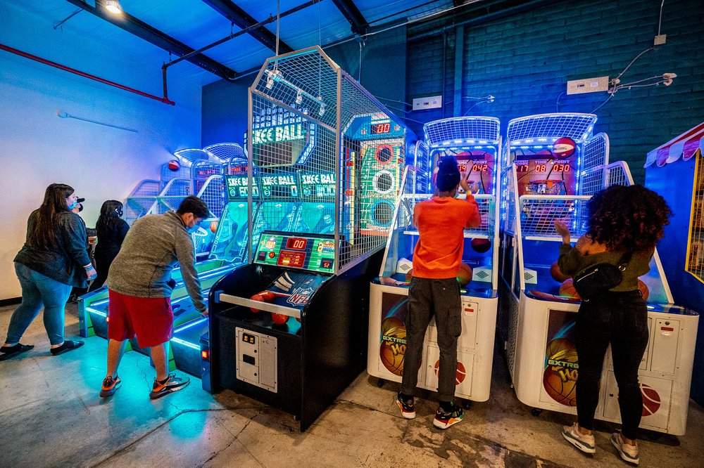 Cidercade Houston: 2320 Canal St, Houston, TX
