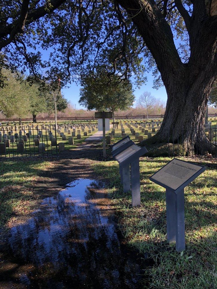 Chalmette Battlefield: 8606 W St Bernard Hwy, Chalmette, LA