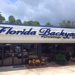 Photo Of Florida Backyard   Jacksonville, FL, United States