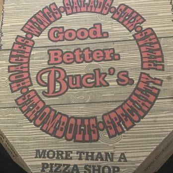 buck s pizza pizza 3901 39th st nitro wv. Black Bedroom Furniture Sets. Home Design Ideas