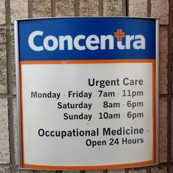 Concentra Medical Center - 11 Reviews - Medical Centers