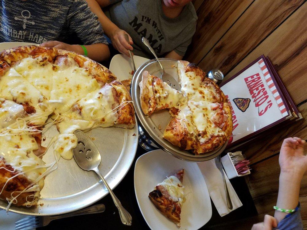 Ernestos Pizzeria: 129 State St, Harbor Beach, MI