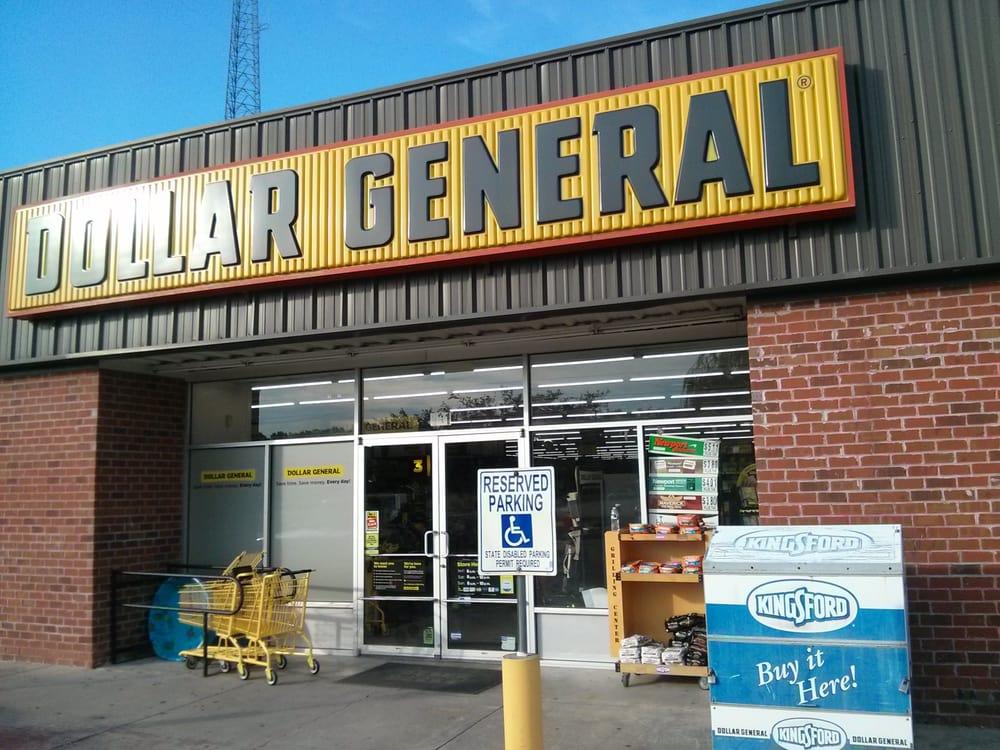 Dollar General Store: 169 Oak Tree Park Dr, Sunset, LA