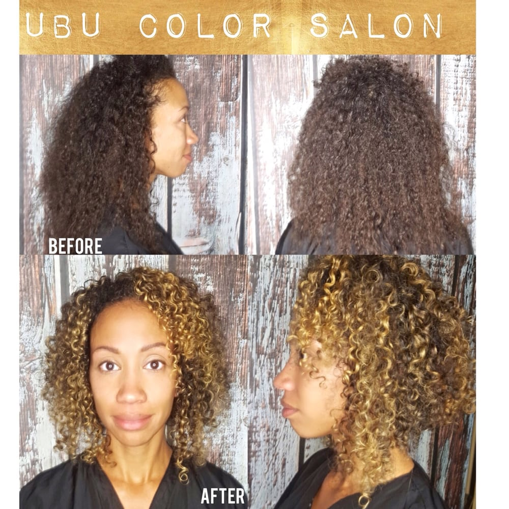 We Love Curly Hair Ouidad Haircut And Balayage Color By