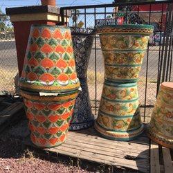 Photo Of Mexican Garden Pottery Tucson Az United States