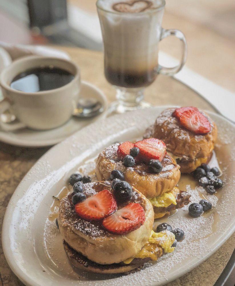 Social Spots from Cafe Demetrio