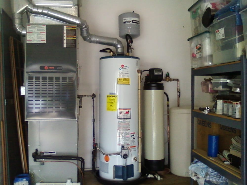 photo of weilhammer plumbing in united states clack water softener and