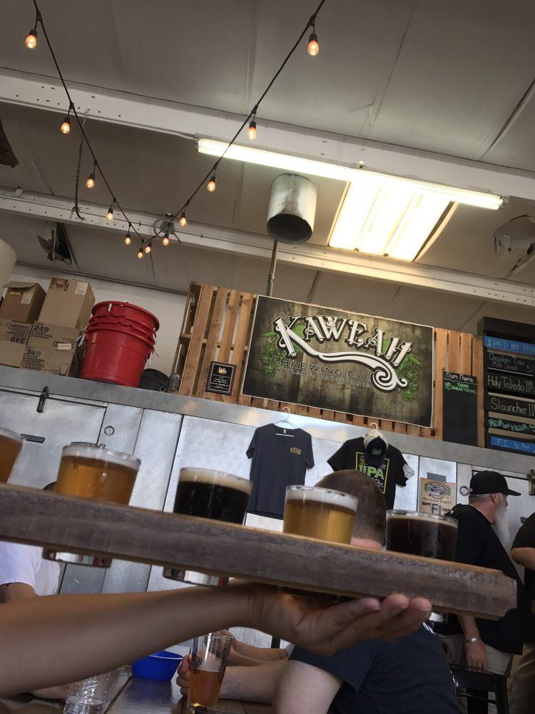 Kaweah Brewing: 1054 E Walnut Ave, Tulare, CA