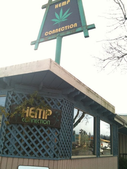 Hemp Connection: 412 Maple Ln, Garberville, CA