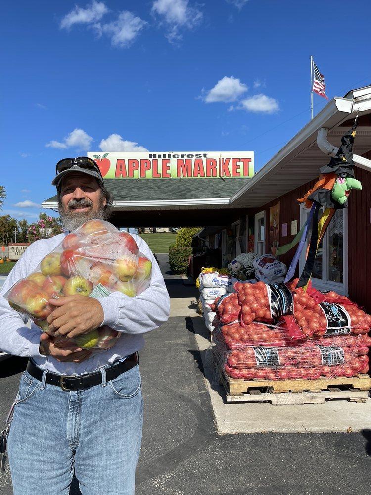 Hillcrest Orchards: 16602 US Highway 61, Gays Mills, WI