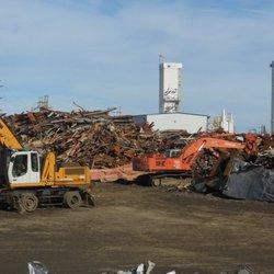 Photo Of Sky Steel Salvage Billings Mt United States